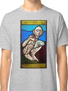 Gollum (Stained Glass) Classic T-Shirt