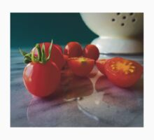 Fallen Cherry Tomatoes One Piece - Long Sleeve