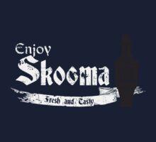 Enjoy Skooma One Piece - Short Sleeve