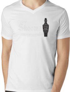 Enjoy Skooma Mens V-Neck T-Shirt