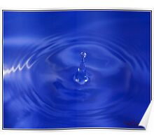 Waterdrop play Poster