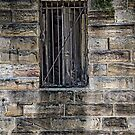 What's Behind the Door Behind the Window? by bazcelt