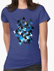 Mind's Eye Oblivion Womens Fitted T-Shirt