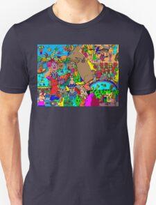 Rabbits on Vacation T-Shirt