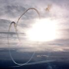 Red Arrows Heart by Kingsleyc