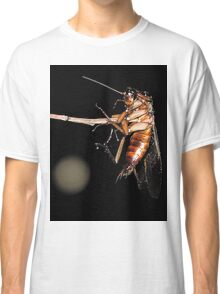 Cockroach on a stick Classic T-Shirt