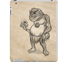 Troll iPad Case/Skin
