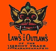 law's the outlaw's Kids Tee