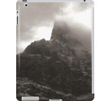 Cloudy Peak iPad Case/Skin