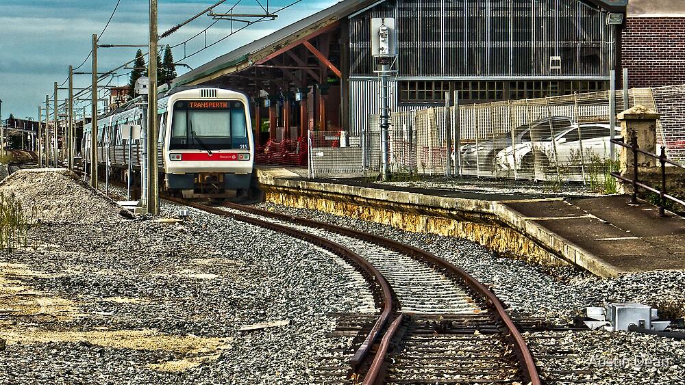 Fremantle Station by Austin Dean