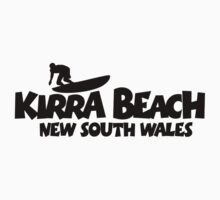 Kirra Beach New South Wales Surfing by theshirtshops
