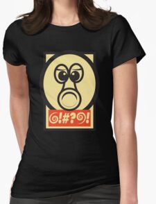 QBEY! Womens Fitted T-Shirt