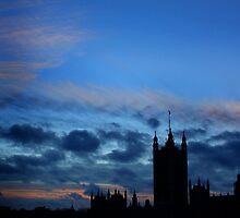 Houses of Parliament, London by EdPettitt