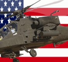 AH-64 Apache  Sticker