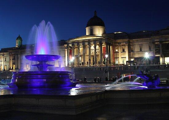 The National Gallery, London by EdPettitt