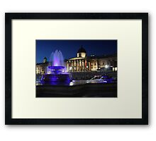 The National Gallery, London Framed Print