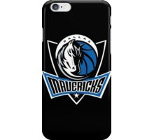 NBA - Mavericks iPhone Case/Skin