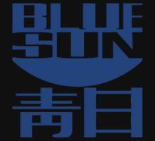 Firefly: Blue Sun Corporate Logo One Piece - Long Sleeve