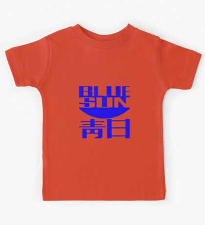 Firefly: Blue Sun Corporate Logo Kids Tee