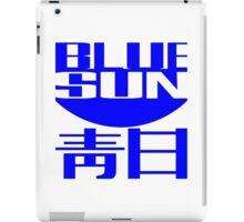 Firefly: Blue Sun Corporate Logo iPad Case/Skin