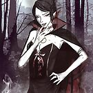 Vampiress by hotanime