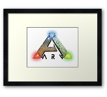 ARK Survival Evovled Framed Print