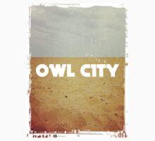 Owl City - Umbrella Beach Inspired Merch Kids Clothes