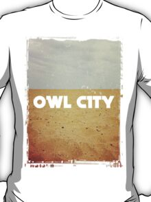 Owl City - Umbrella Beach Inspired Merch T-Shirt