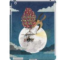 Flying Bicycle iPad Case/Skin