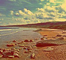 White Beach by CreatedPhoto