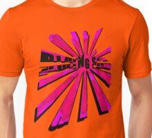 Risin Sun PINK Undercurrent Unisex T-Shirt
