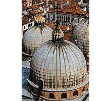 Venetian Basilica Photographic Print