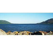 Panoramic View of Warrenpoint, Ireland Photographic Print