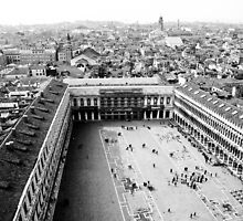 Piazza San Marco by MorganaPhoto
