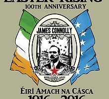 James Connolly - Irish Citizen Army by 1916Rising