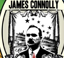 James Connolly - Irish Citizen Army Sticker