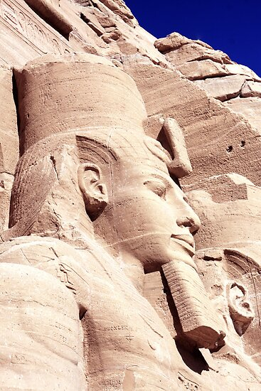 ramesses 11 side view by gruntpig