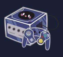 Kawaii Gamecube! by Berri-Blossom