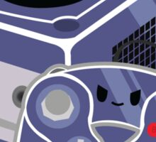 Kawaii Gamecube! Sticker