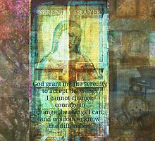 The Serenity Prayer by goldenslipper