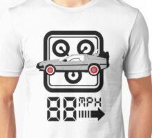 88mph Delorian Unisex T-Shirt