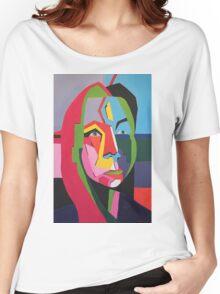 Audrey  Women's Relaxed Fit T-Shirt