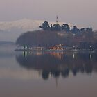 Ioannina Promenade, Pamvotis Lake by Themis