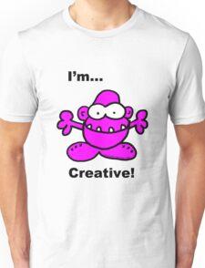 Grrrilla...Creative! Unisex T-Shirt