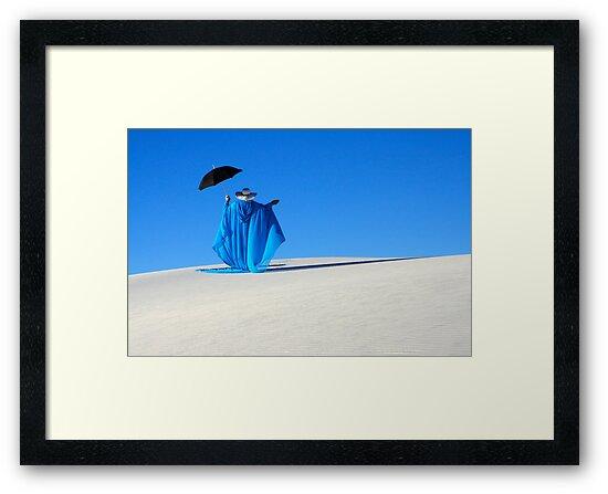 Mystic Blue 4 by Bob Christopher
