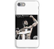 George Foreman iPhone Case/Skin