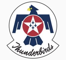 Thunderbirds Air Demonstration Team One Piece - Short Sleeve