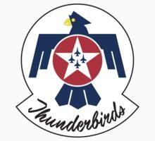 Thunderbirds Air Demonstration Team Kids Clothes