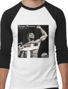 George Foreman Men's Baseball ¾ T-Shirt