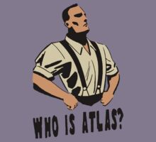 Bioshock - Who is Atlas? by QuestionSleepZz